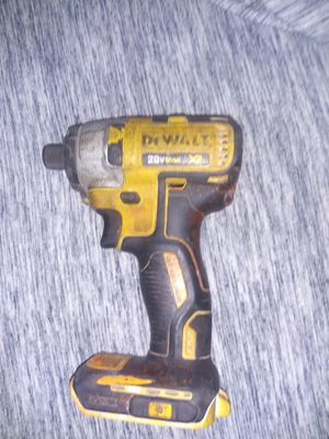 Brushless dewalt 20v impact drill for Sale in Coral Springs, FL
