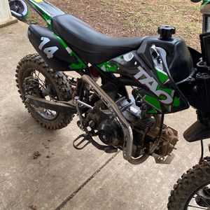125cc Dirt Bike for Sale in Accokeek, MD