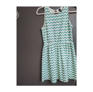 Blue Rain chevron dress for Sale in Athens, OH