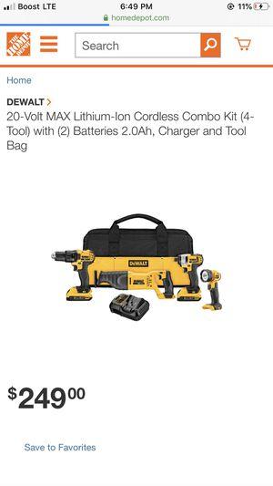Dewalt Power Tools for Sale in Aurora, IL
