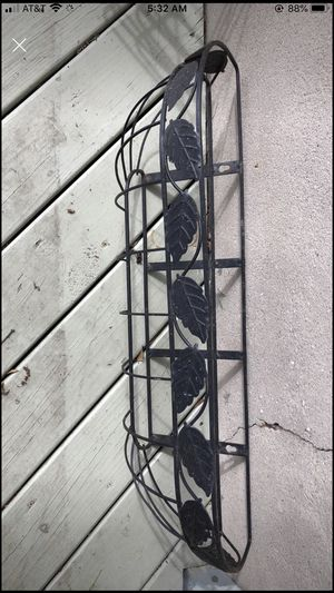 """30"""" x 9"""" metal plant hanger for Sale in Lancaster, PA"""