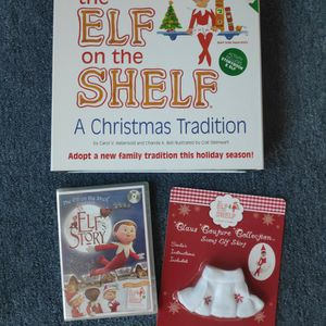 Elf On The Shelf - Kit With Sealed Dvd And Skirt for Sale in Hendersonville, TN