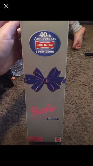 Little Debbie 40th anniversary Barbie for Sale in Millsboro, DE