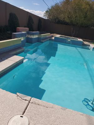 Let's get your pool ready for summer. for Sale in Las Vegas, NV