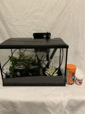 Complete Fish Tank Set for Sale in Los Angeles, CA