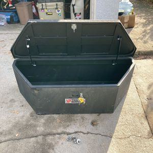 Truck Bed Tool Utility Trailer Tongue Box For Sale for Sale in Pasadena, CA