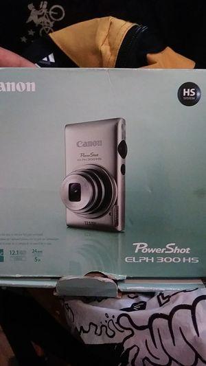 Canon PowerShot ELPH 300HS for Sale in Redmond, WA