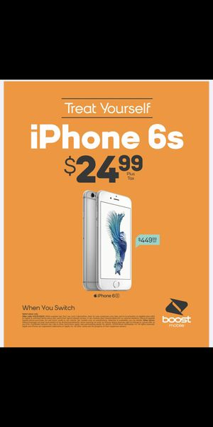 Come see us and join us for the grand reopening of Boost mobile on James ave for Sale in Fort Worth, TX