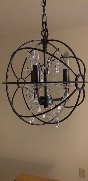 Crystal chandelier for Sale in Winchester, KY