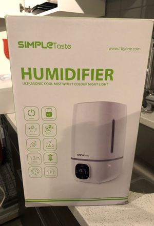 Humidifier / Diffuser for Sale in Charlotte, NC