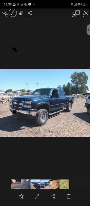 06 Chevy Silverado not four-wheel drive 140,000 miles 5.3 clean title tagged and registered till next year for Sale in Stockton, CA