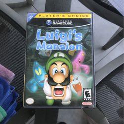 Luigis Mansion (Excellent Condition) Nintendo GameCube for Sale in Pompano Beach,  FL