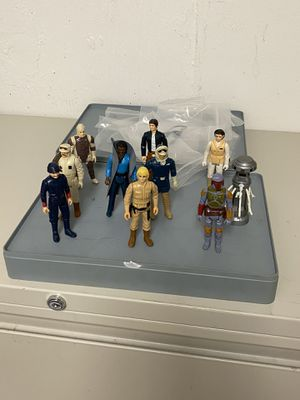Star Wars empire strikes back original Kenner figures for Sale in Mount Prospect, IL
