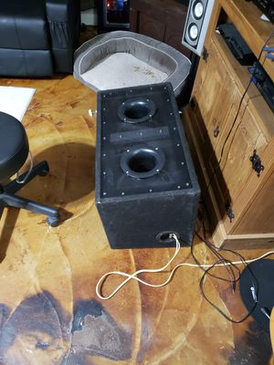 "10"" subwoofer for Sale in McLoud, OK"