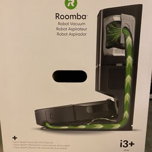 I3+ Roomba Wireless WiFi Self Cleaning Vaccum for Sale in Smyrna, GA
