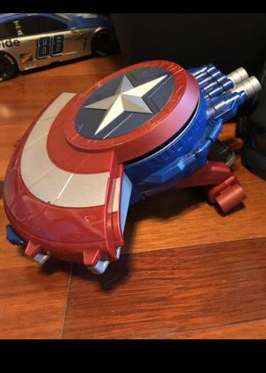 Captain America nerf gun for Sale in Spring, TX