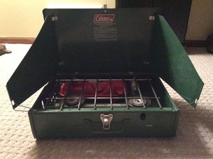 Coleman 2 burner Propane stove for Sale in Columbus, OH