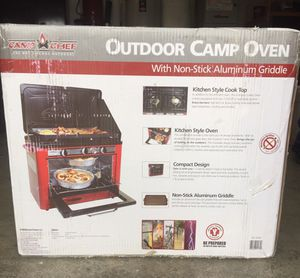 Outdoor Camp Oven for Sale in Brush Prairie, WA