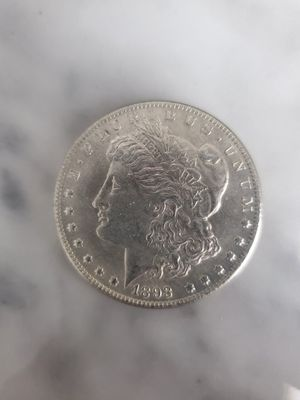 1893 (p) Silver Morgan Dollar for Sale in North Ridgeville, OH