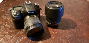 Nikon d7100 with lenses for Sale in Easton, PA
