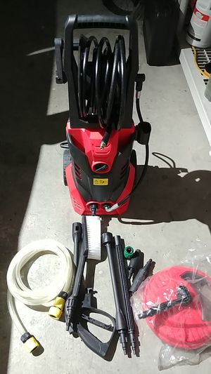 electric pressure washer for Sale in Hollywood, FL