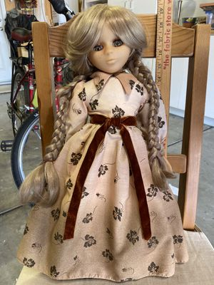 CR Club-France Vintage Christie Doll for Sale in Foster City, CA