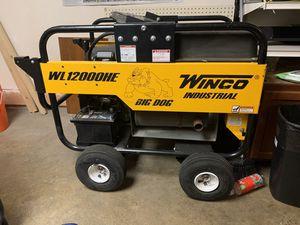 industrial generator 12,000 watts for Sale in Hayward, CA
