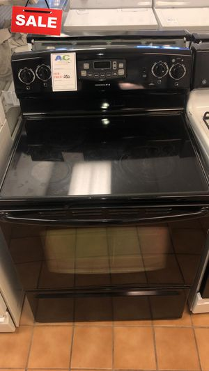 FIRST COME!!Works Perfect Electric Stove Oven Admiral CONTACT TODAY! #1532 for Sale in Silver Spring, MD