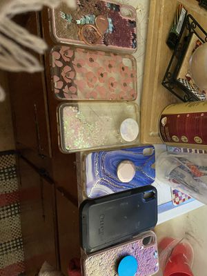 X r iPhone cases 20 for 6 or 4 a piece for Sale in Paducah, KY