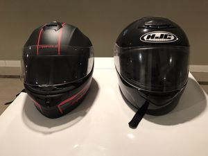 Like New Motorcycle Helmets for Sale in Chicago, IL