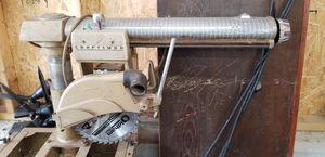 Vintage 1960 Craftsman radial arm saw for Sale in Westford, MA