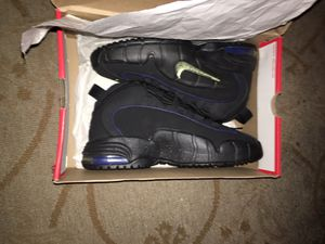 Air Max Penny Size 9.5 for Sale in Manassas Park, VA