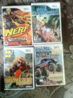 Wii games for Sale for sale  Jersey City, NJ
