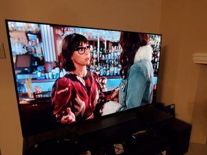 "LG OLed B8 55"" Ultra Thin 4k TV for Sale in Auburn, WA"