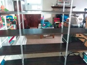 industrial wood and Metal bookshelves for Sale in Plymouth Meeting, PA
