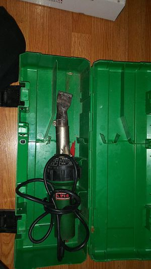 Leister welder for Sale in Lakewood, WA