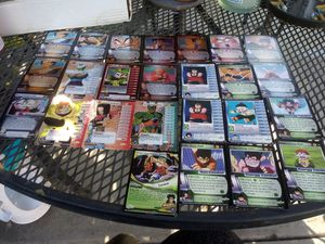 Dragon ball z cards for Sale in Lodi, CA