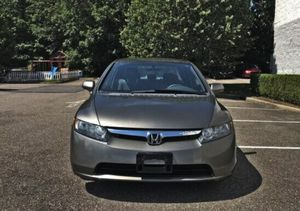 Used : 2007 Honda Civic Lx - Sedan body with super low miles , runs perfect for Sale in Kenosha, WI
