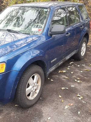 2008 Ford escape runs great for Sale in Carlstadt, NJ
