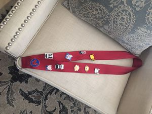 Star Wars Reversible Disney Lanyard With 10 Disney Trading Pins for Sale in Murrieta, CA