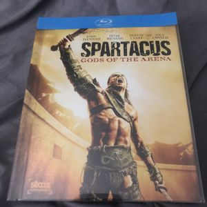 Spartacus Blu-ray ( Trilogy) for Sale in Alexandria, VA