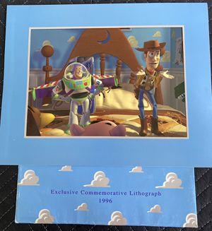 Pair of Disney lithographs for Sale in Bradenton, FL