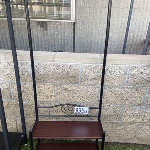Towel Coatbbh Hanger Shoe Storage For Kitchen Or Door Entrance for Sale in Pico Rivera, CA