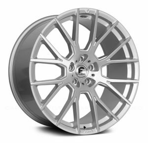 Forgiato wheels 20 inch with tire brand new for Sale in Brentwood, CA