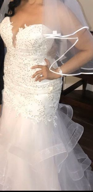 Wedding dress for Sale in Ontario, CA