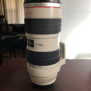 Canon 70-200mm 2.8 IS Lens for Sale in Woodside, CA