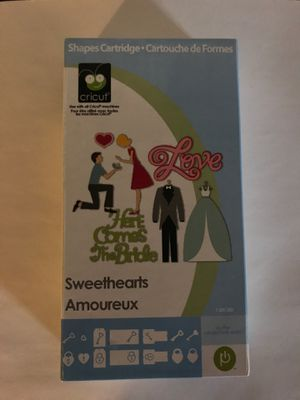 Cricut Cary - Sweethearts for Sale in Wallingford, CT