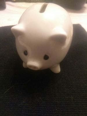 PRECIOUS MOMENT RARE COLLECTIBLE PIGGY BANK for Sale in Schererville, IN