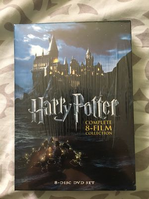 Harry Potter 8 film collection - DVD for Sale in Pasadena, CA
