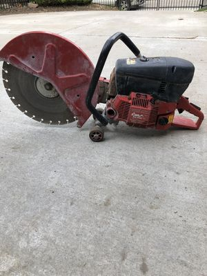 "HILTI DS HS 80-16"" CONCRETE CUT-OFF SAW for Sale in Kansas City, MO"